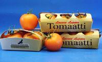 Vanha tomaattipakkaus
